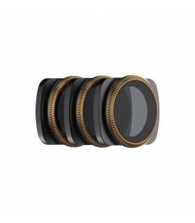 PolarPro - Osmo Pocket 3-pack Filters | Vivid Collection