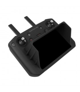 Sunnylife - Silicone Cover with Sunhood for DJI Smart Controller (Black)