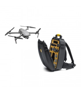 HPRC - Mavic 2 Hard Backpack (Smart Controller) MAV2-3500BLK-02