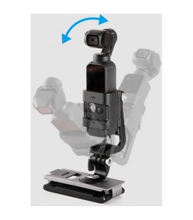 PGYTECH - Osmo Pocket & Action Camera L Bracket+
